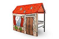 Игровая накидка для кровати-домика Svogen «Уютный домик»