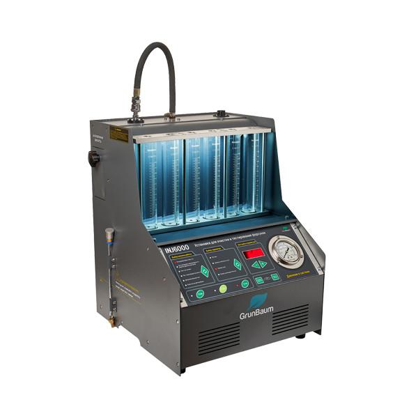 Стенд УЗ GrunBaum INJ6000, для 6-и форсунок