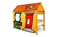 Игровая накидка для кровати-домика Svogen «Песочный домик»