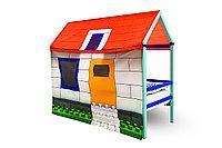 Игровая накидка для кровати-домика Svogen «Леголэнд»