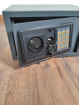 Сейф мебельный FD200 (20X30X20см, 4.4кг.), фото 3