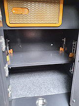 Сейф мебельный 60GB (35*40*60см, 26кг.), фото 3