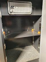 Сейф мебельный 80GB (40*48*80см, 45кг.), фото 3