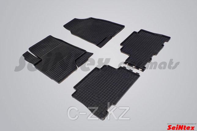 Резиновые коврики Сетка для Chevrolet Captiva 2006-2013, фото 2