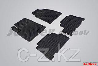 Резиновые коврики Сетка для Chevrolet Captiva 2006-2013