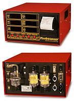 Автомобильный 5-ти компонентный газоанализатор «Инфракар 5М3»