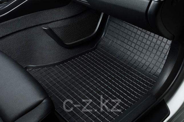 Резиновые коврики Сетка для Chevrolet Malibu IX 2015-н.в., фото 2