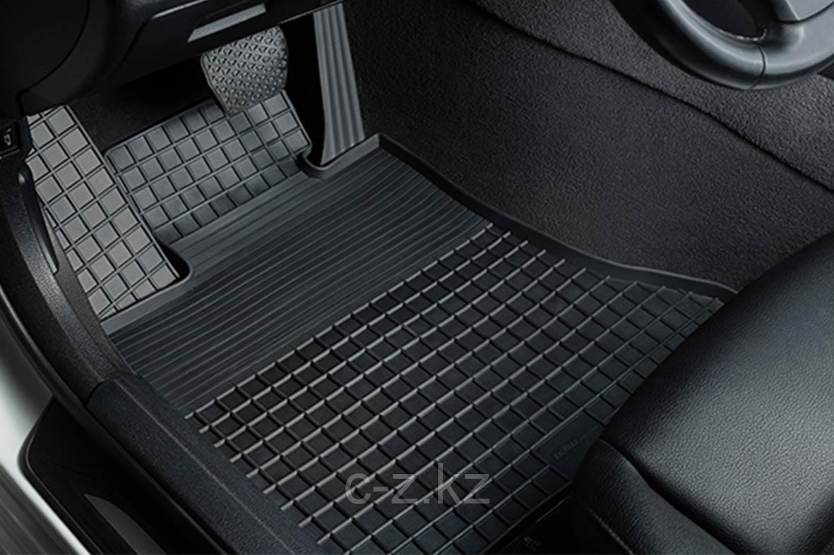 Резиновые коврики Сетка для Chevrolet Malibu IX 2015-н.в.