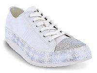 WALKMAXX Кеды с блестками Trend Glitter БЕЛЫЙ 36