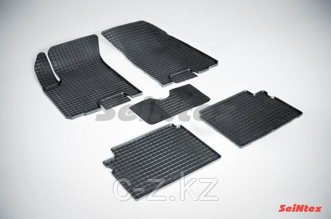 Резиновые коврики Сетка для Chevrolet Aveo I 2003-2011, фото 2