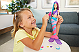 """Barbie """"Дримтопия"""" Кукла Барби Прицесса-Русалка с прекрасными волосами, в сиреневом топе, фото 2"""