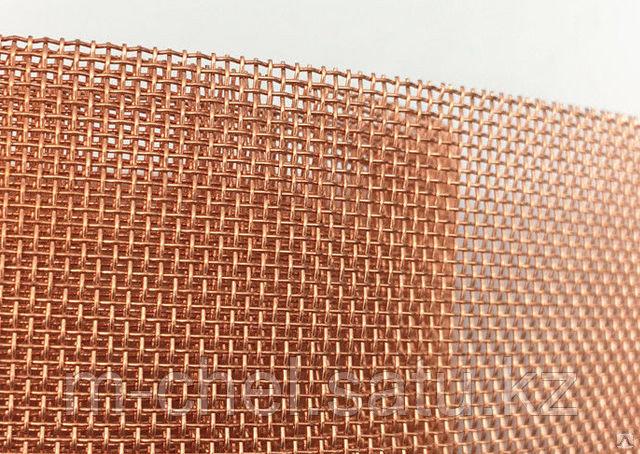 Сетка металлическая бронзовая 0.65 мм 01Н18К9М5Т ГОСТ 3187-79 ОТМАТЫВАЕМ