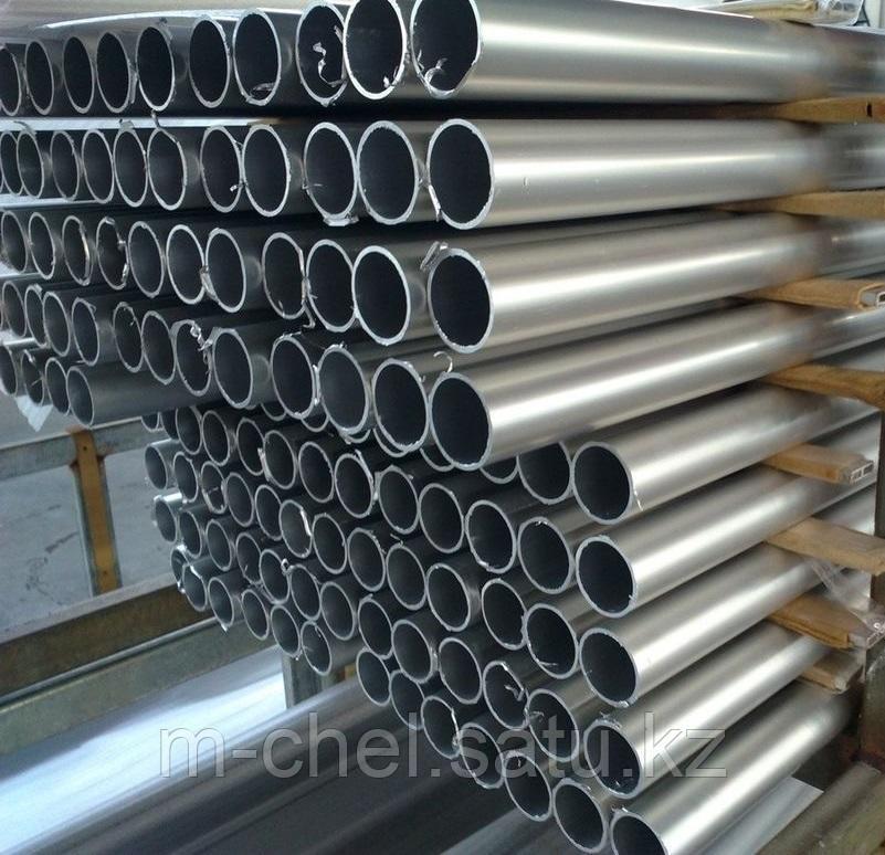 Трубы алюминиевые АМГ6Н 81 мм ГОСТ 8617-81
