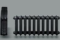 Чугунные радиаторы трубчатый 300 мм серый