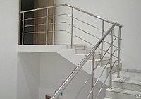 Ограждения лестниц нержавеющие