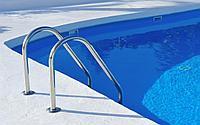 Перила каменные оцинкованное для бассейна