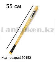 Бейсбольная бита деревянная BAT Chuangxin 55 см