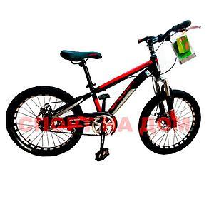 Горный детский велосипед Forever (6-9 лет), фото 2