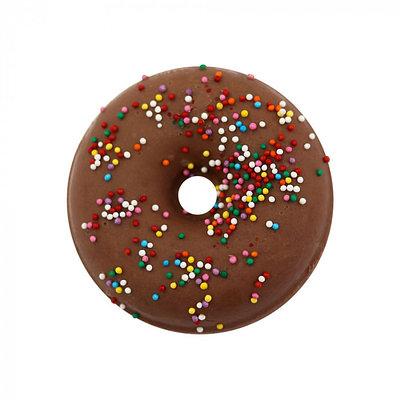 """Пончик для принятия ванны """"Шоколад"""", PRETTY GARDEN. 180 гр"""