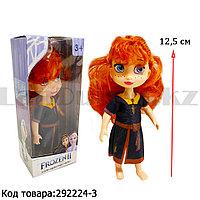 Кукла принцесса мини маленькая Анна Холодное сердце (Frozen) NO.205 03 12,5 см