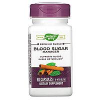 Снижение сахара Blood Sugar Nature s Way 90 капс.