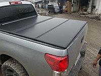 Крышка кузова 3х секционная черная для Toyota Tundra 2007-2013