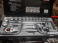 """1/2"""" Набор инструмента FORCE 4245 с 6-ти гранными головками (24пр)"""