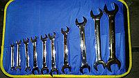 Набор ключей рожковых от 6мм до 32мм RIGHTOOL 10пр