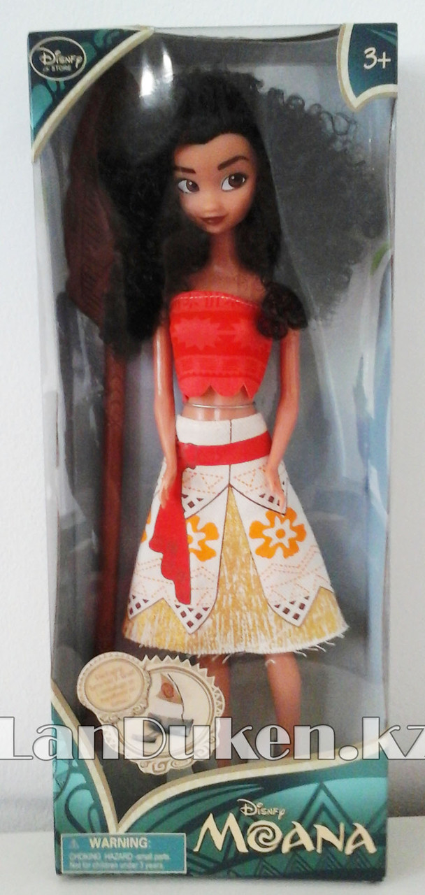 Кукла принцесса Моана Дисней (Moana) - фото 3