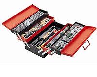 Ящик с набором инструмента 101 пр. FORCE 50235-101
