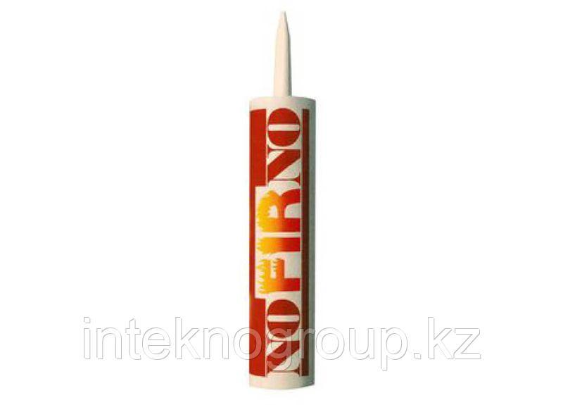 Огнезащитный герметик NOFIRNO, 310 ml для систем уплотнения (много)трубных проходок