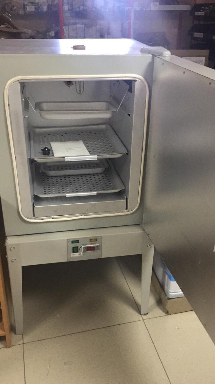 Шкаф суховоздушный ШСС-80п (РОСРЕЗЕРВ) с электронным блоком управления