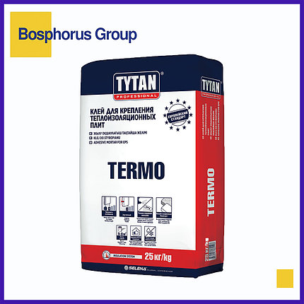 """Клей для теплоизоляции Tytan"""" TERMO"""", фото 2"""