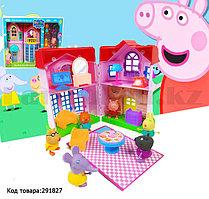 Игровой набор Свинка Пеппа «Красивая вилла» со светомузыкой Beautiful Villa PP612A