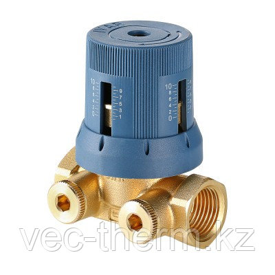Клапан запорно-регулировочный ручной VALTEC