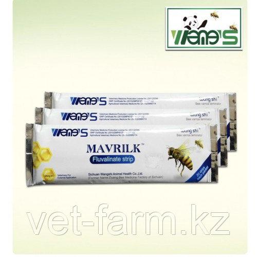 Полоски от клещей для пчелВангши Маврилк (флувалинат) 20 пластин