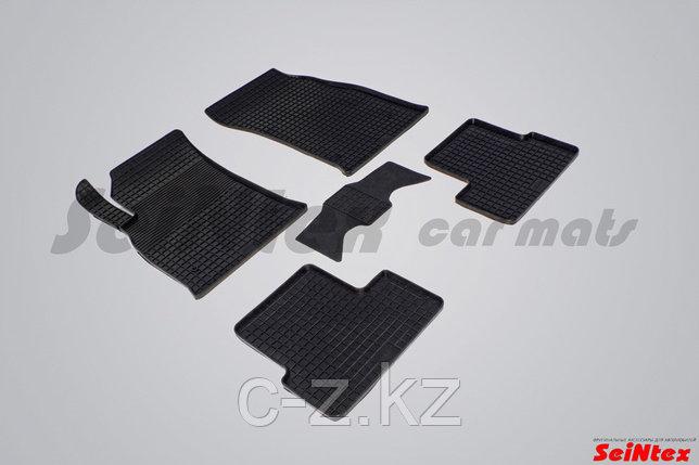 Резиновые коврики Сетка для Chevrolet Cruze 2009-2015, фото 2