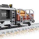 """Конструктор аналог Лего LEGO Ausini """"Старинный Грузовой поезд"""" 25705, фото 3"""