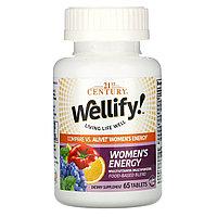 Комплекс витаминов и минералов женский 21st Century MegaMulti 65 таб.