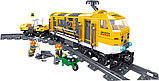 Конструктор аналог лего Lego 7939 QL0308 Железная дорога: Грузовой Поезд, 431 дет., фото 8