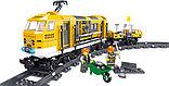 Конструктор аналог лего Lego 7939 QL0308 Железная дорога: Грузовой Поезд, 431 дет., фото 7