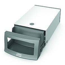 Диспенсер для салфеток для линии раздачи Tork Counterfold 271600, фото 3