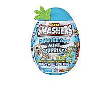 Яйцо сюрприз с динозавром, Smashers Dino Ice Age Mini Surprise Egg by. Игрушка Оригинал!