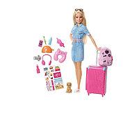 Набор кукла барби путешествие. Кукла BARBIE путешественница Оригинал!