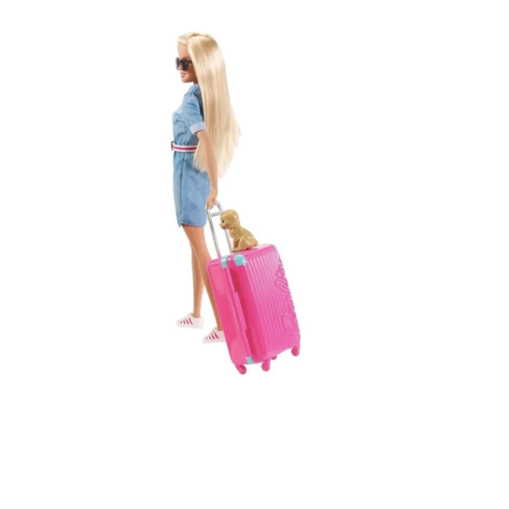 Набор кукла барби путешествие. Кукла BARBIE путешественница Оригинал! - фото 2