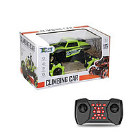 Детская игрушка машинка на радиоуправлении Climbing Car модель NO:663A+. Спинка переверВ описании видео обзор.