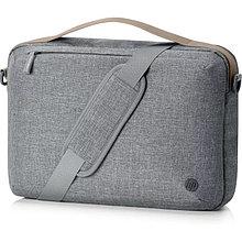 """HP 1A213AA  Сумка для ноутбука 15.6"""" RENEW 15 Grey Topload"""