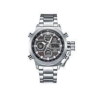 Мужские наручные военные водонепроницаемые часы AMST 31003 Металлический браслет. В описании видео обзор!