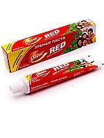 Зубная паста Ред, 200 г, производитель Дабур