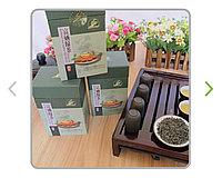 Зелёный листовой чай с натуральным селеном